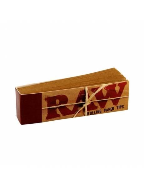 Filtros de cartón Raw tips.