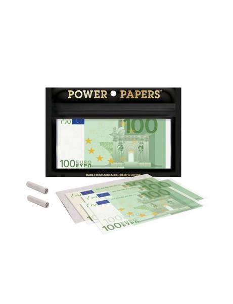 Papeles euros + tips.12u.