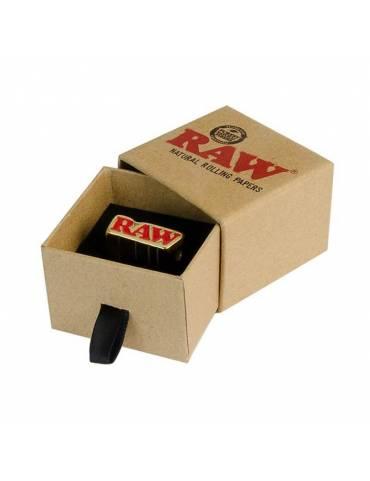 Caja anillo de raw de oro