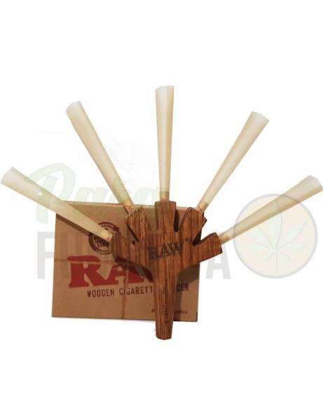 Pipa raw madera level five.