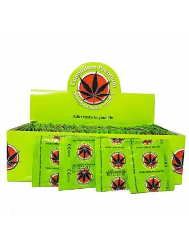condones de marihuanas