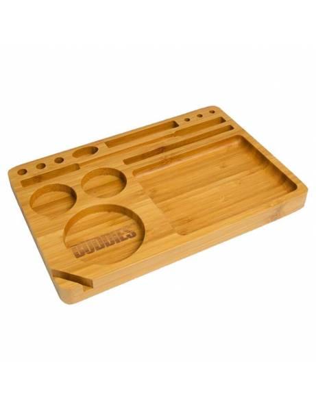 Bandeja para liar de madera...