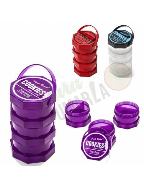 Bote Cookies Storage Jar...
