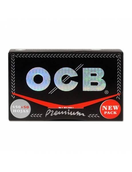 Papel OCB 500. 1 1/4.