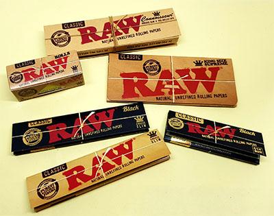 Papel de fumar RAW barato